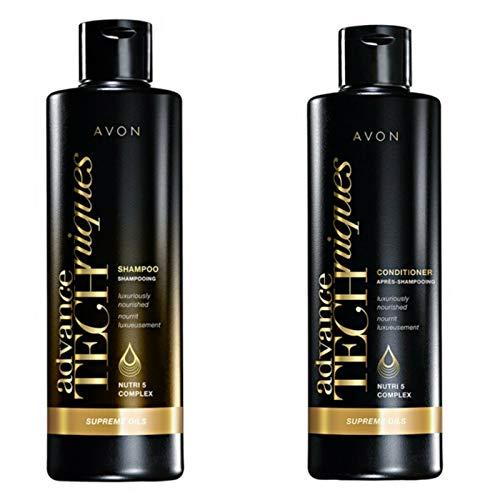 Avon - Advance Techniques Supreme Oils Shampoo – 400 ml