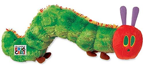 The Very Hungary Caterpillar Large Soft Toy