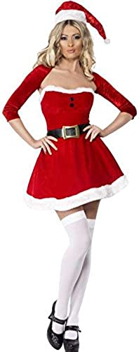 fever mere Christmas Costume-Größe l