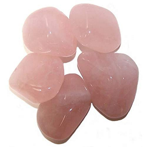 Le coin cadeaux Pierre roulée (polie) Quartz Rose 2-3cm,Qualité supérieure