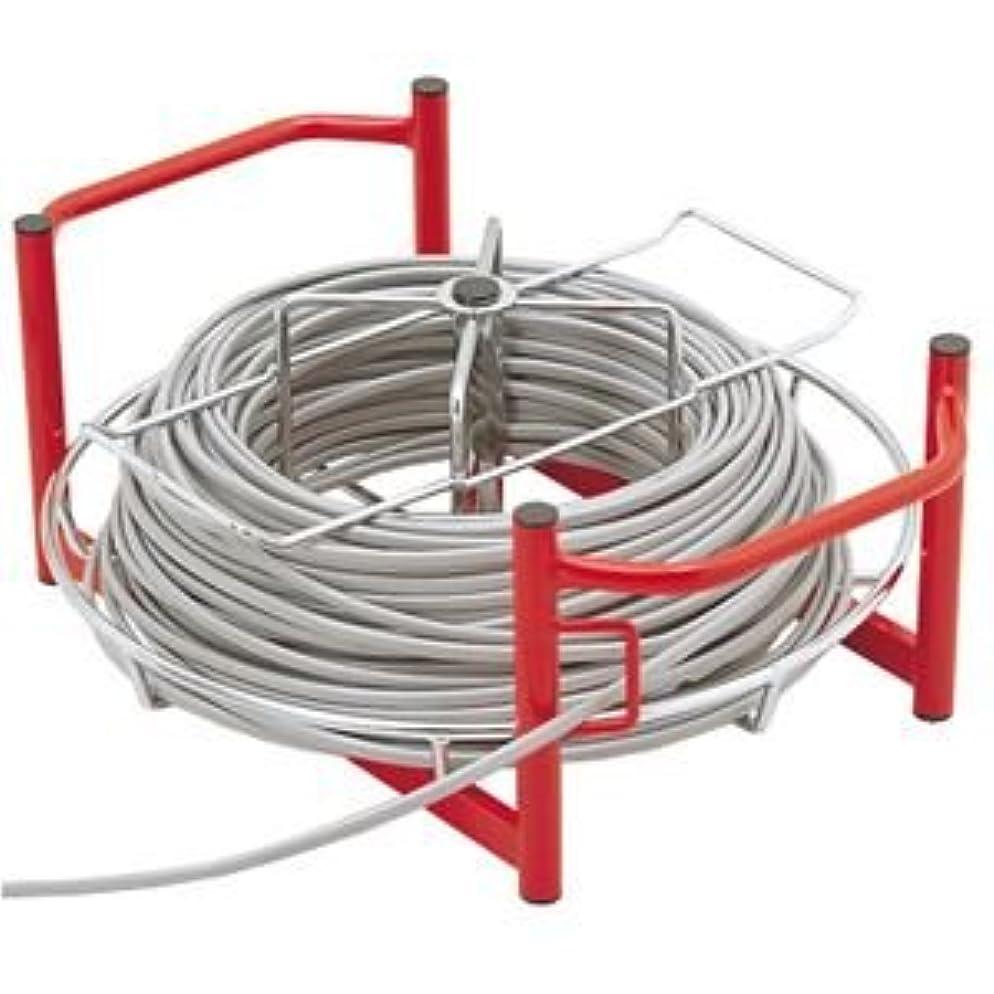 番号ブランド神聖電線リール (リール径:φ480mm) 積み重ね可能 プロメイト E-9122