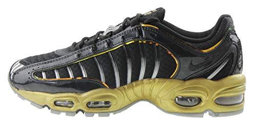 Nike Zapatillas de correr Air Max Tailwind IV para hombre, color Negro, talla 43 EU