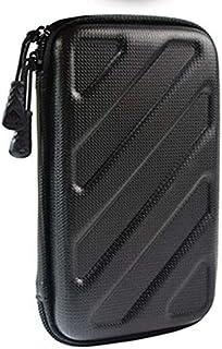 Ivesign Travel Electronic Organizer Bag External Hard Drive Case Shockproof EVA Gadget Bag Case Portable Tidy Business Sto...