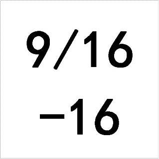 9/16-12 9/16-14 9/16-16 9/16-18 UNC UNS Un Unf Hss Right H Tap Tpi Threading Mold Machining 9/16 9/16