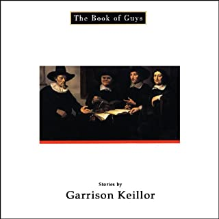 The Book of Guys cover art