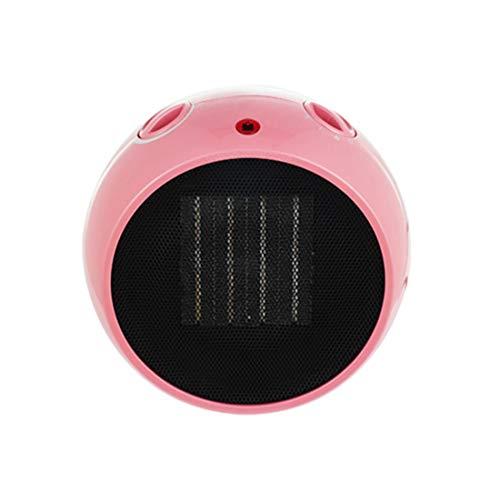 Xiaojie Calentador de aire calentador Mini hogar calentador eléctrico escritorio oficina baño pequeño