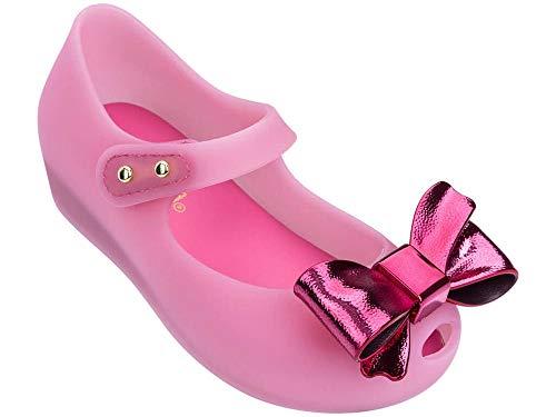 Melissa Mini Infants Dream Bow Melflex Sandal Pink Size 8