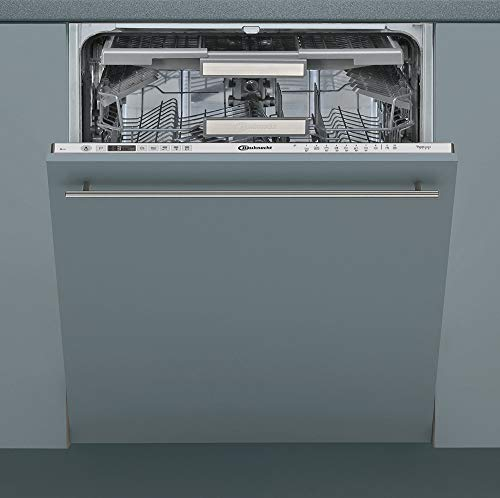 Bauknecht BCIO 3T123 PFE Vollintegrierbarer Einbaugeschirrspüler Spülmaschine