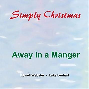 Away in a Manger (feat. Luke Lenhart)