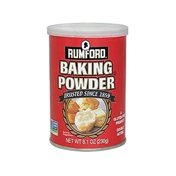 Rumford Baking Powder 8.1 Ounce