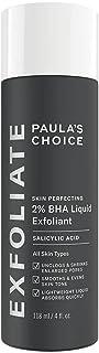 """Paula""""s Choice Skin Perfecting 2% BHA Liquid Peeling - Gesicht Exfoliator mit Salicylsäure gegen Mitesser, Pickel & Unreine Haut - Poren Verkleinern - Mischhaut, Fettige & Akne Haut - 118 ml"""
