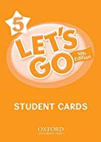 Let's Go 4/E: 5 Student Cards