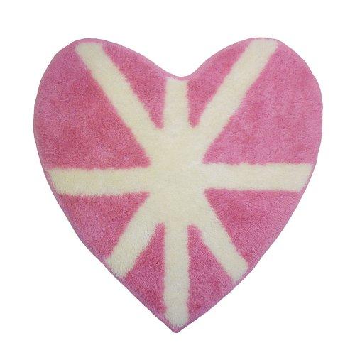 Catherine Lansfield Vintage Britannia rug Multi