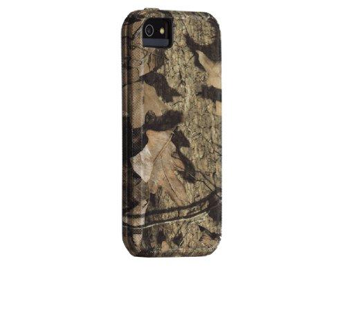 Case Mate CM029662 Tough Xtreme Mossy Oak Custodie per Apple iPhone 5S, Oak
