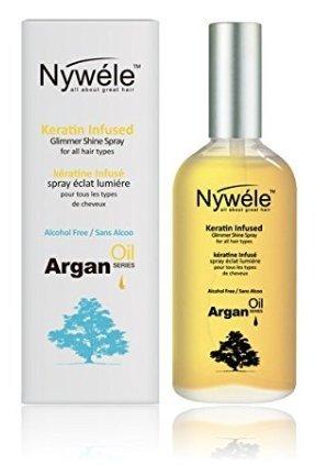 Nywele Infused Shine Spray 100ml (3.4oz) -  Nywele Professional