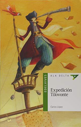 La expedición Tilovonte: 110 (Ala Delta - Serie verde)