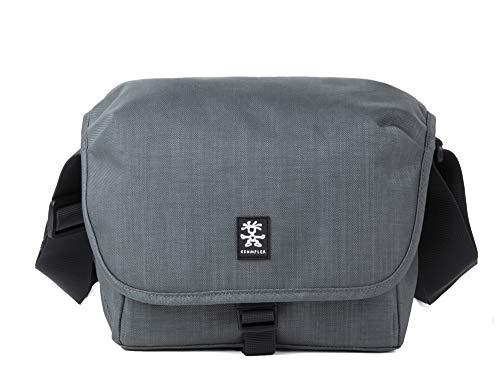 Crumpler Jackpack JP3000–007Hombro Sling Crossbody–Bolsa para cámara réflex, Color Gris