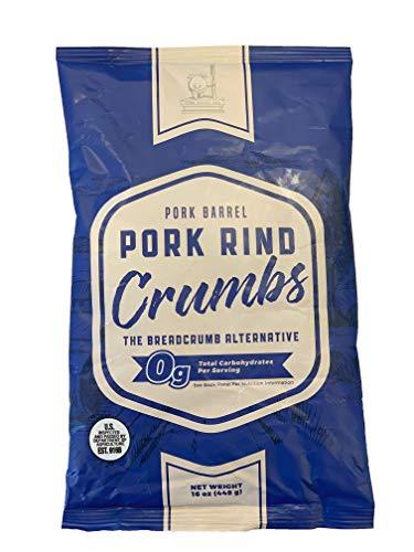 Pork Barrel Pork Rind Crumbs