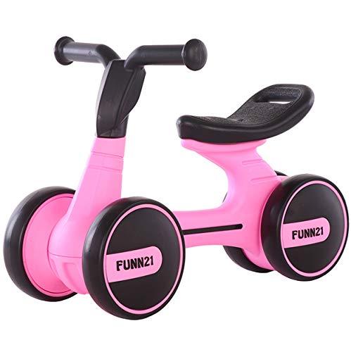 21Technology 幼児用自転車 子供用 自転車トレーニングバイク 四輪 バランスバイク ペダルレッスン ギフト 誕生日 プレゼント おもちゃ 1〜3歳児向け YJP80