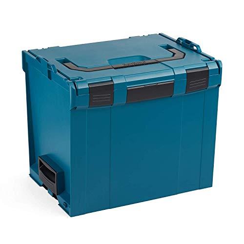 L BOXX 374 von Bosch Sortimo | Größe 4 | Professioneller Werkzeugkasten leer Kunststoff | Werkzeugkoffer erweiterbar | Koffersystem L Boxx