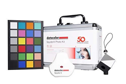 Datacolor SpyderX Photo Kit – präzise Farben von der Aufnahme bis zur digitalen Nachbearbeitung