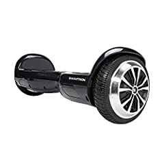 Cruise with swag on your hoverboard boasting an 8 mph top speed and 11 mile range - weight up to 220 lbs UL 2272 certified - the SWAGTRON 2-wheel self-balancing scooter excelled in all electrical safety tests This swag motorized scooter's new feature...