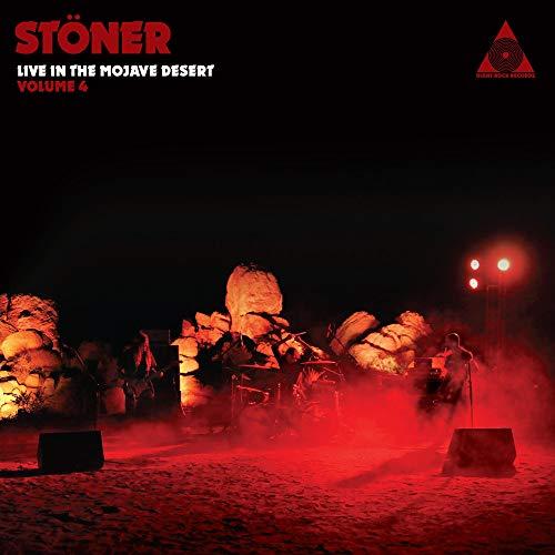 Stoner Live in the Mojave Desert Volume 4 [Disco de Vinil]