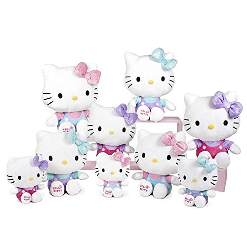 Peluche Hello Kitty Shiny Ribbons soft 25cm surtido