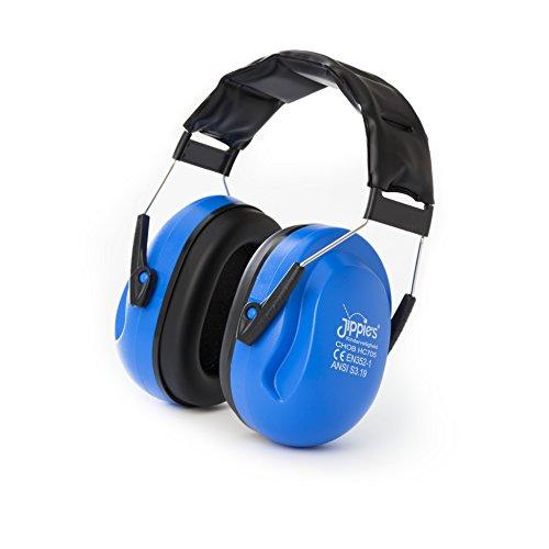 Jippie's CHOBHC705 gehoorbescherming, blauw
