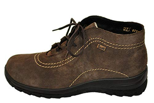 Rieker , Chaussures de randonnée basses pour femme - Gris - Nubia, 38.5