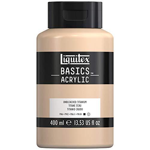 Liquitex Basics Acrylic Bote De Pintura Acrílica, Titanio C