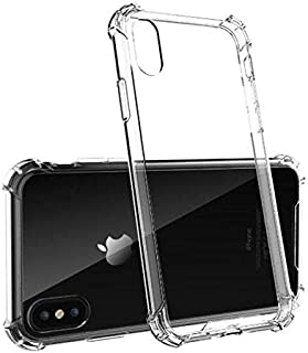 DOWIN Armor Drop TPU Case for iPhone X/XS Cases Cover 5.8 inch Silicone Transparent Clear Case for iPhone X/XS Anti-knock