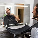 | Bartschürze | Das Barttuch von BARTLOS – für ein sauberes Bad nach der Rasur, egal ob...