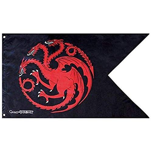 ABYstyle – Il Trono di Spade – Bandiera – Targaryen (70x120 cm)