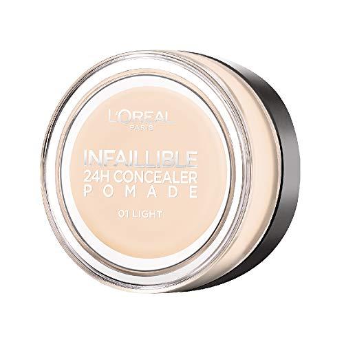 L'Oréal Paris Infaillible 24H Concealer Pomade 1 Abdeckstift, 1er Pack (1 x 5 g)