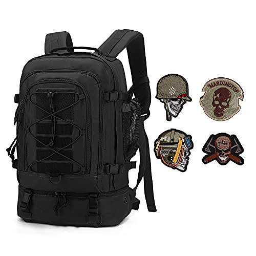 day packs Mardingtop 28L Tactical Backpack Military Backpacks for Motorcycle Molle Hiking Camping Traveling