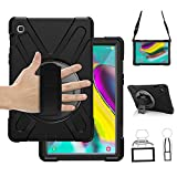 Galaxy Tab S5e Case 2019 with 360 Degree Rotation Stand, SIBEITU...