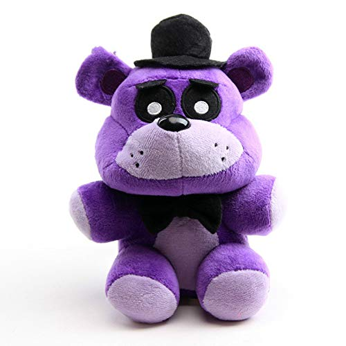 Missyou Juguetes Freddy Fazbear Bear Plush Toys18Cm, Doll Peluche Five Nights At Freddy'S 4 Plush Toy Baby Kids Christmas Birthday Gift
