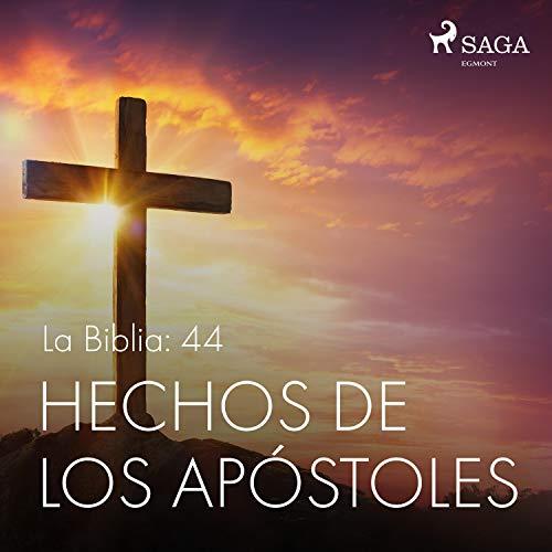 Hechos de los apóstoles cover art