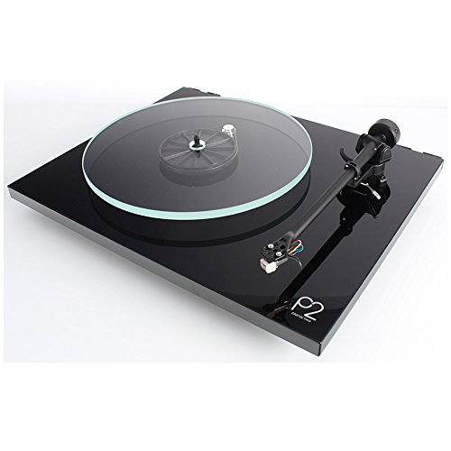 Rega Planar 2 Turntable Gloss Bl