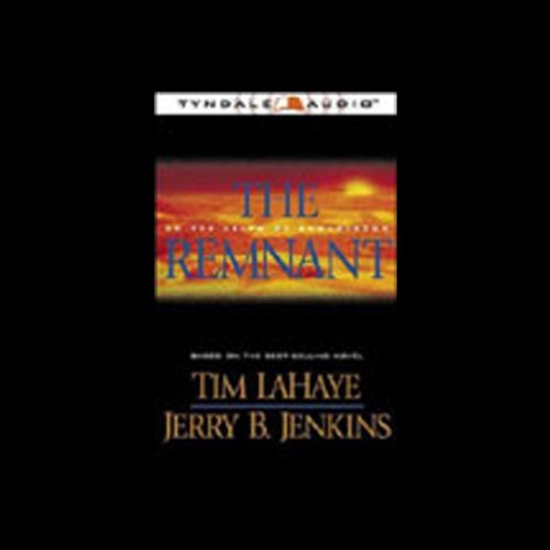 The Remnant (Left Behind, Volume 10) audiobook cover art