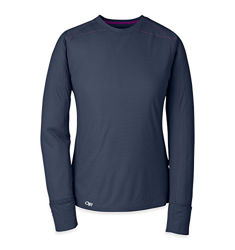 Outdoor Research Echo L/S Women's Tee Night/Ultraviolet XXS