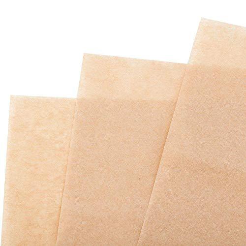 "Unbleached Brown Parchment Paper Baking Sheets Pan Liner 12×16 200 Pack ""baking supplies Baking pan Baking pans Bread pan Baking set Bakeware sets Cookware sets Baking sheets Baking pans set"