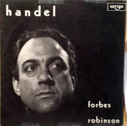 Handel Arias - Georg Friedrich Hän…