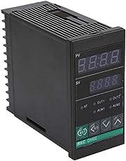 Termostato digital CH402 FK02-M * AN-NN Controlador de temperatura digital CA 100~240V 0-400 grados Regulador inteligente de temperatura