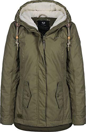 Ragwear Monade Übergangsjacke Regenjacke Damen - XL