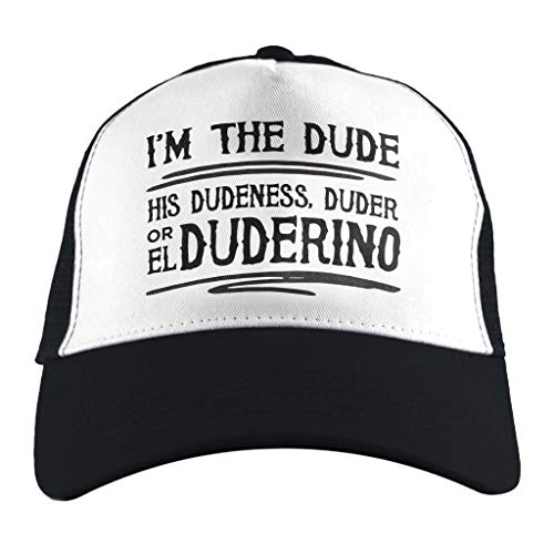 The Big Lebowski Dude Quote, Trucker Cap