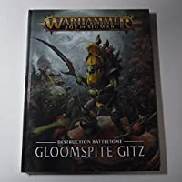 ウォーハンマー グルームスパイト ギット (英語版)( Battletome Gloomspite Gitz )