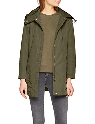Pepe Jeans W Airell Giacca, Verde (Spring Olive F3456), 40 Donna