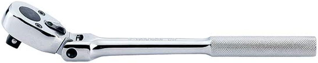 Catraca Reversível Flexível 12 Polegadas-1/2 para Soquete, Kingtony Br, 4789-12F